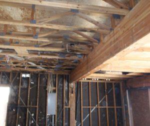 garage fire restoration