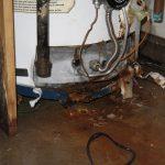 water heater corrodid