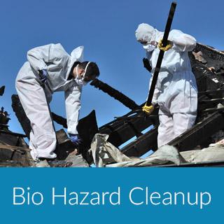 bio hazard cleanup